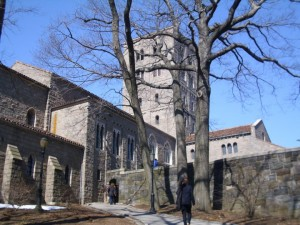 Location and Inspiration: Writing at the Cloisters