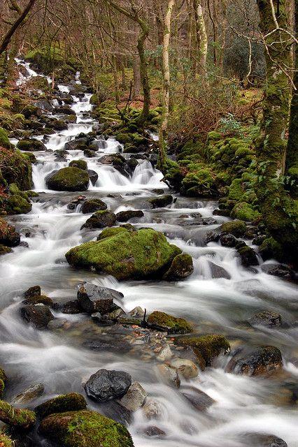 Waterfall Wednesday: Welsh Beauty
