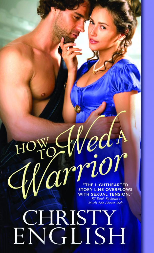 Cover Reveal for HOW TO WED A WARRIOR