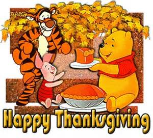 Happy Thanksgiving All!