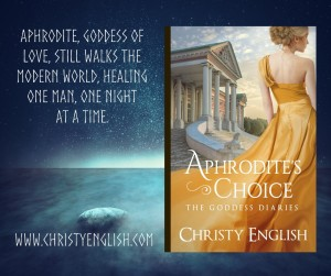 My Latest Novel APHRODITE'S CHOICE