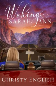 Cover Art-Waking Sarah Ann by Christy English